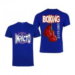 Camiseta de Boxeo Charlie SilverBox