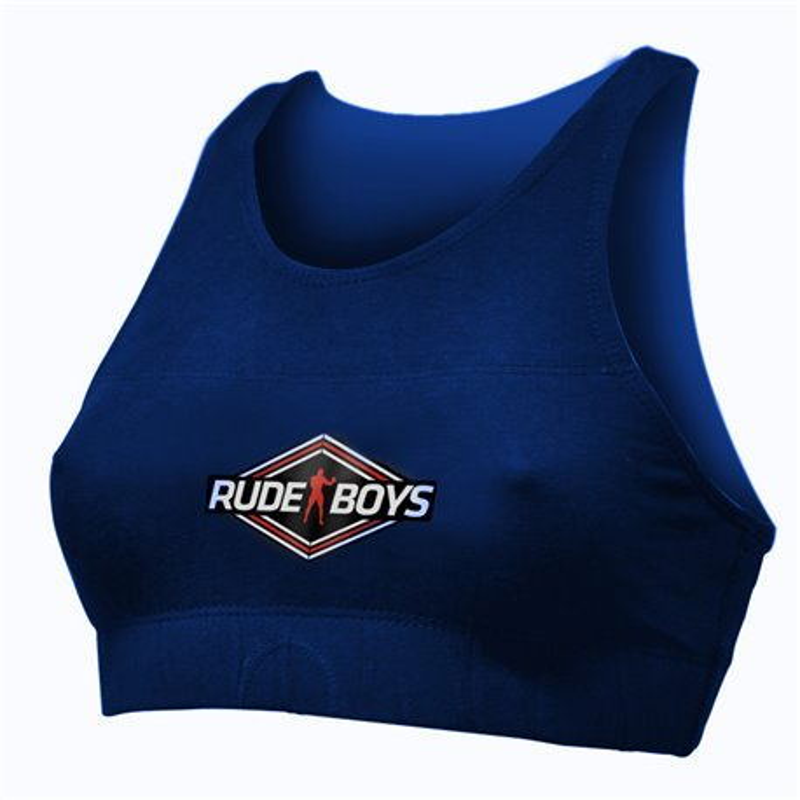 Top Chica RUDE BOYS