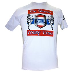 Camiseta Muay Thai CHARLIE WARRIORS