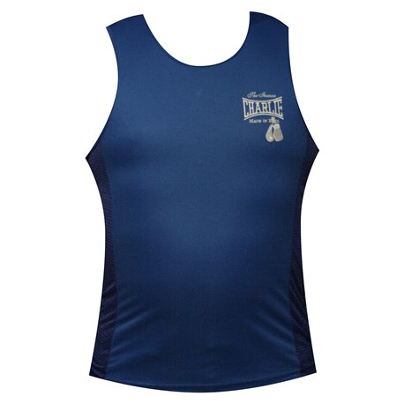 Camiseta de Boxeo Competición Amateur Charlie