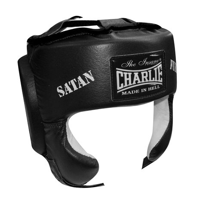 Casco de Boxeo Pomular Entrenamiento CHARLIE SATAN