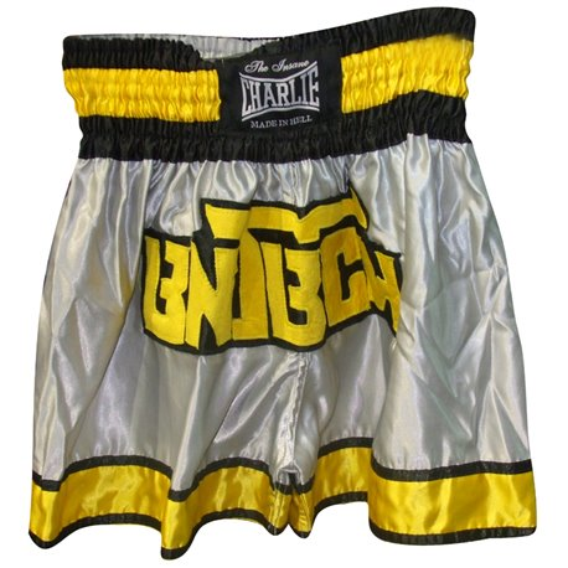Pantalones Cortos Muay Thai Shorts K1 CHARLIE TSS-61