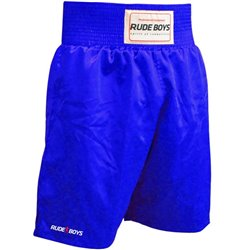 Pantalones Cortos Boxeo Shorts RUDE BOYS COMPETITION