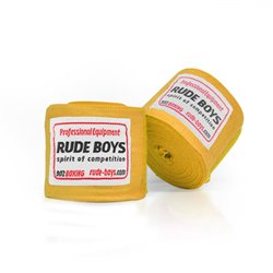 Boxing Handwraps Mexican Style RUDE BOYS 5m