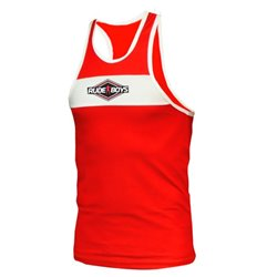 Camiseta Tirantes Elástica RUDE BOYS COMPRESSION