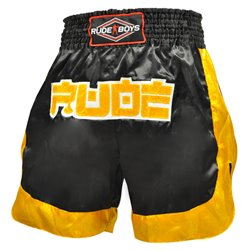 Muay Thai Shorts K1 RUDE BOYS STAR