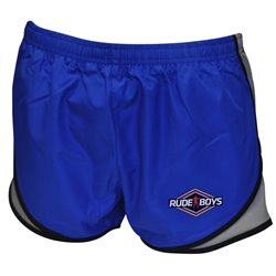 Ladies Shorts Training RUDE BOYS RUN