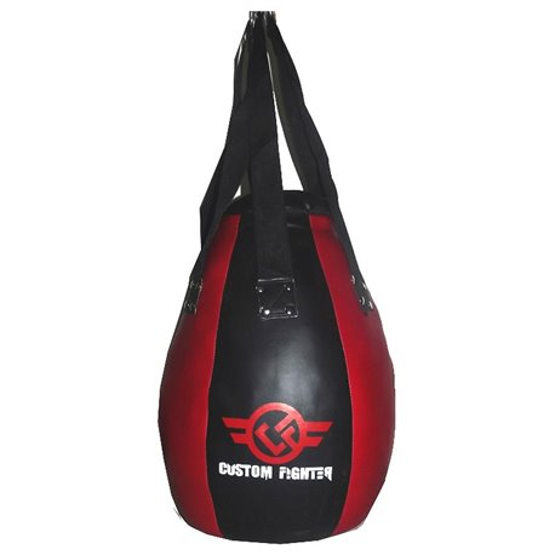 Saco de Boxeo Pera Relleno 55x38cm CUSTOM FIGHTER Envío Gratis