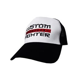 GORRA Visera CUSTOM FIGHTER BASE