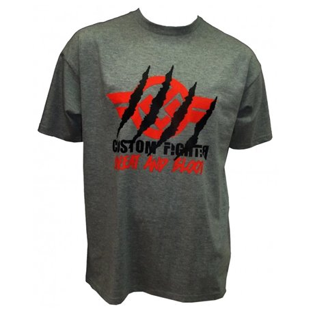 TShirt CUSTOM FIGHTER Sweet and Blood