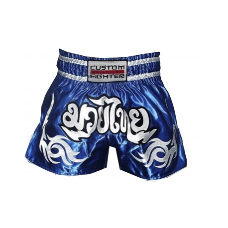 Pantalones Cortos MUAY THAI Shorts CUSTOM FIGHTER EMOTION