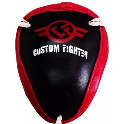 Coquilla de Acero Muay Thai Professional Groin Guard CUSTOM FIGHTER