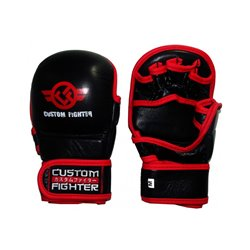 Guantes MMA CUSTOM FIGHTER SPARRING Entrenamiento