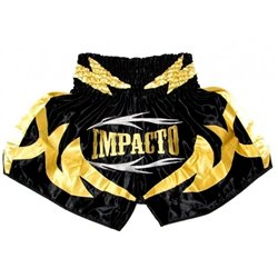 Muay Thai Shorts K1 IMPACTO GOLD