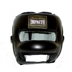 Head Guard Boxing with Bar IMPACTO