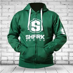 Sudadera con Capucha Hoodie SHARK BOXING SUPPORT