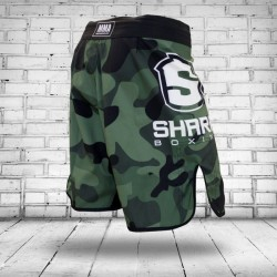 SHORTS MMA Bermudas SHARK CUSTOM