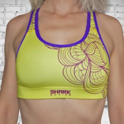Top Chica Lycra SHARK BOXING NEW WAVE
