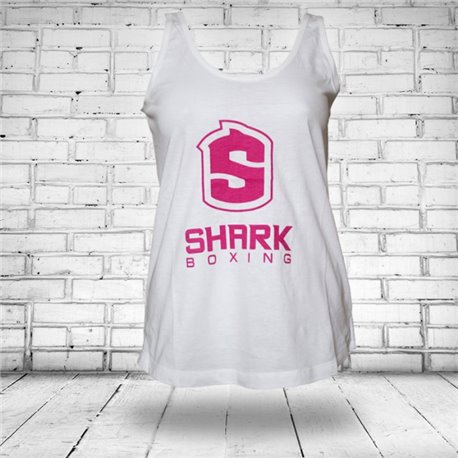 Camiseta Tirantes SHARK BOXING CROSS GIRLS