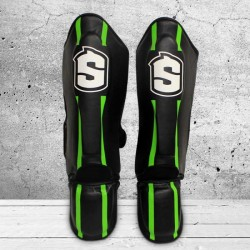 Shin Guards Muay Thai K1 SHARK BOXING SKF
