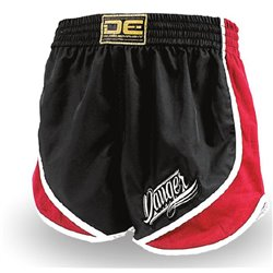 Pantalones Cortos Shorts Muay Thai K1 DANGER HIGH RAISE