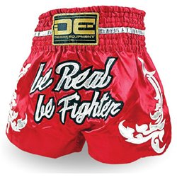 Pantalones Cortos Shorts Muay Thai K1 DANGER EXCLUSIVE