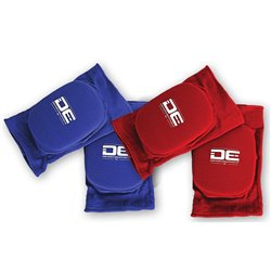 Rodilleras Protector de Rodillas Muay Thai Knee Guards DANGER