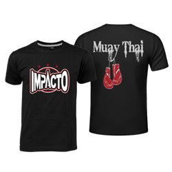 Camiseta TShirt IMPACTO THAI GLOVES