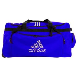 Sports Bag ADIDAS Troley Blue 90x40x40cm