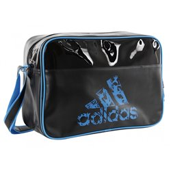 Sports Bag ADIDAS RETRO Charol 32x46x19cm Blue