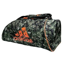 Sports Bag ADIDAS Gym Combat Camo Giant 72x34x34cm