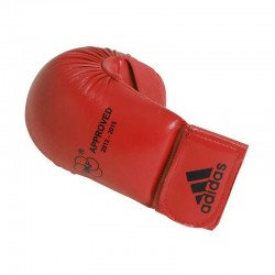 Karate Gloves Kumite ADIDAS No Thumb WKF Approved