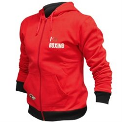 Sudadera Femenina RUDE BOYS LOVE BOXING