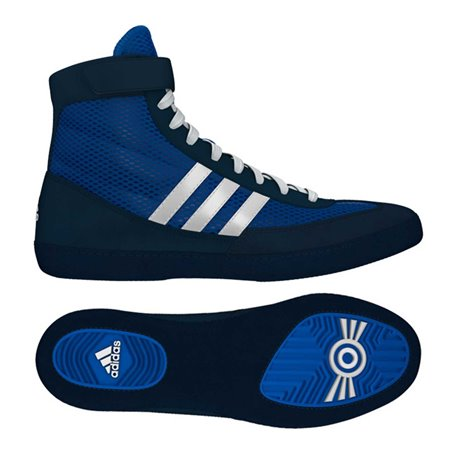 Boots Shoes ADIDAS Fight COMBAT SPEED 4 Blue White