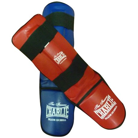 Shin Guards Muay Thai K1 CHARLIE JUNIOR