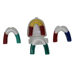 Mouth Guard CHARLIE TRICOLOR Livable Monolayer
