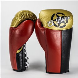 Training Boxing Gloves Laces EL BRONX GERMANY Competition Training