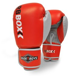 Training Boxing Gloves FITNESS RUDE BOYS