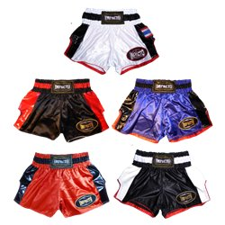 Muay Thai Shorts K1 IMPACTO CARBONO