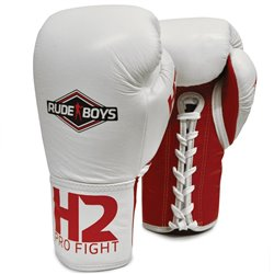 Boxing Gloves Professional Competition RUDE BOYS H2