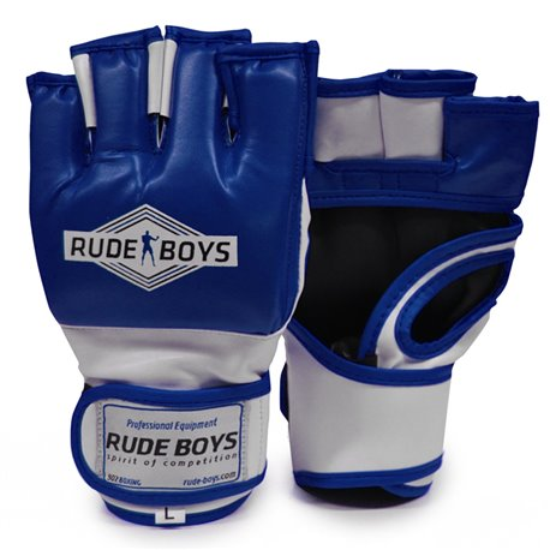 MMA Gloves Fitness Trainning RUDE BOYS STYLE BOX