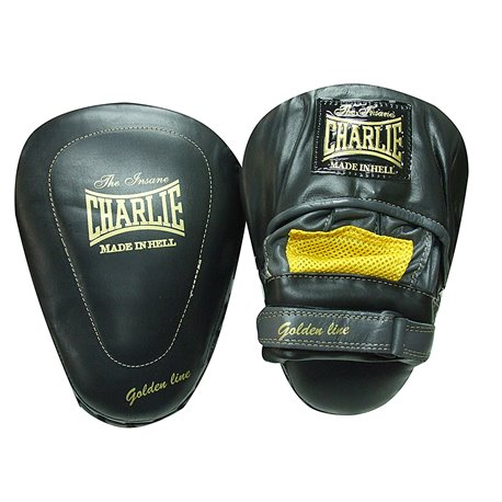 Flat Mitts Boxing Training CHARLIE GL GEL RAYO
