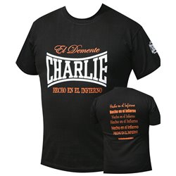 Camiseta TShirt CHARLIE MADE IN HELL