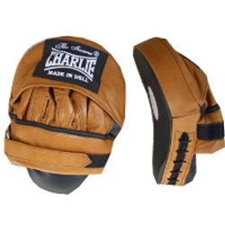 Manoplas Curvas para Entrenamiento de Boxeo
