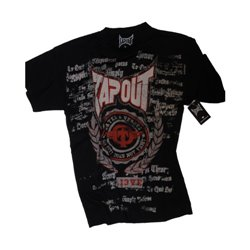 Camiseta TAPOUT dirty