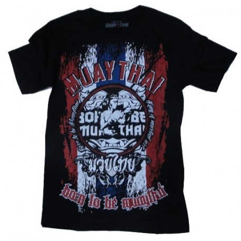 Camiseta Lumpinee Born To Be Muaythai