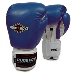 Training Boxing Gloves RUDE BOYS PRO STYLE