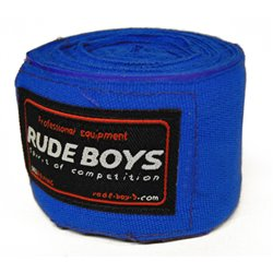 Boxing Handwraps Semi Elastics RUDE BOYS 4m
