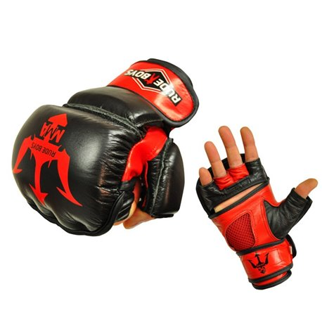 MMA Training Gloves and Fitness RUDE BOYS STRIKING