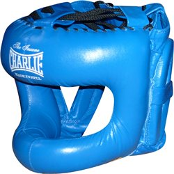 Casco de Boxeo con Barra Frontal CHARLIE H